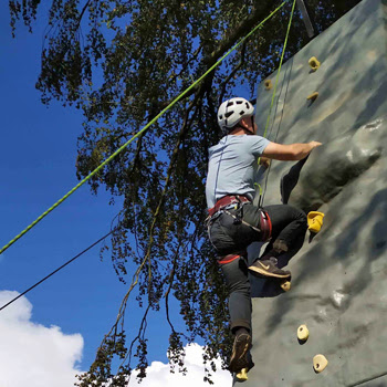 Climbing & Abseiling Stirlingshire