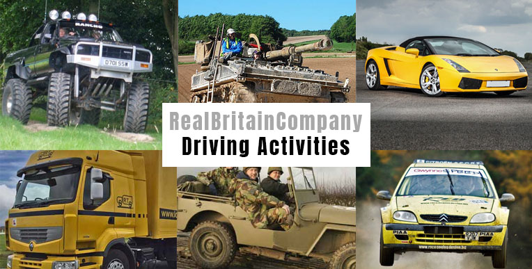 Driving Experiences and Activities