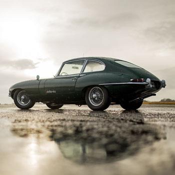 Jaguar Series I E-Type Driving Experience