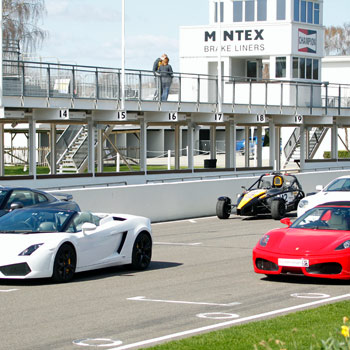 Goodwood Supercar Thrill