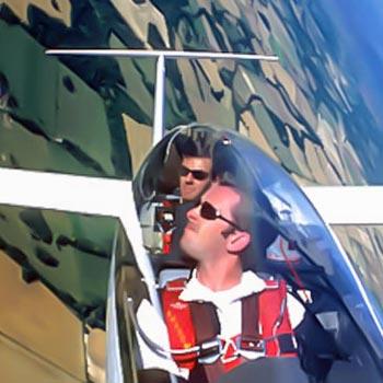 Gliding in Colchester