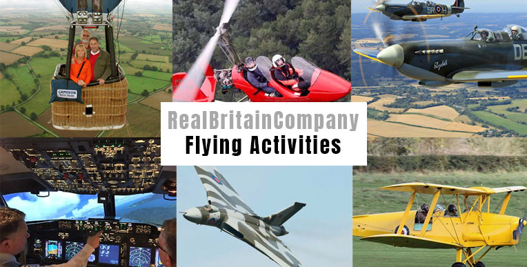 Flying Experiences and Activities