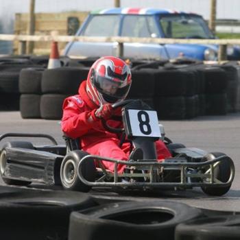 Outdoor Karting in Wiltshire