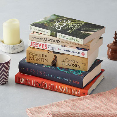 Personalised Book Subscription