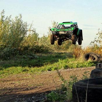 Buggy Rally Experience Birmingham