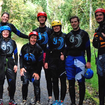 Gorge Walking & River Tubing Stirlingshire