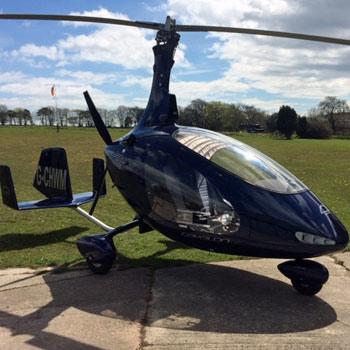 Gyrocopter Pilot Training Devon