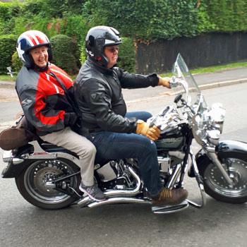 Harley-Davidson® Pillion Rides