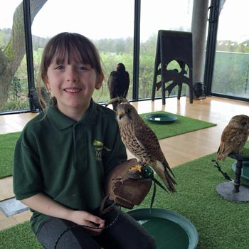 Junior Zoo Keeper Oxfordshire