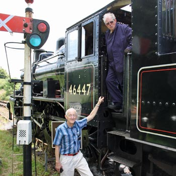 Cake and Rail Experience for Two