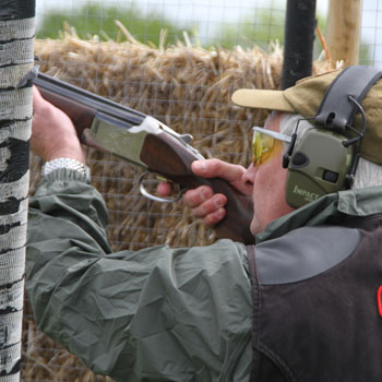 Clay Shooting in Hampshire