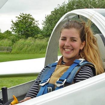 Gliding in Essex