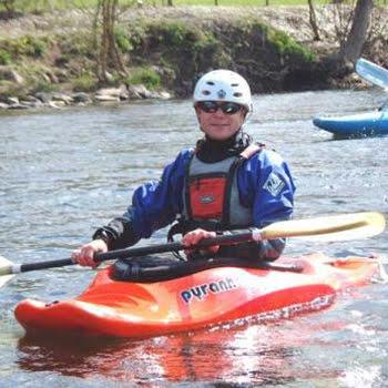 Kayaking in Wales