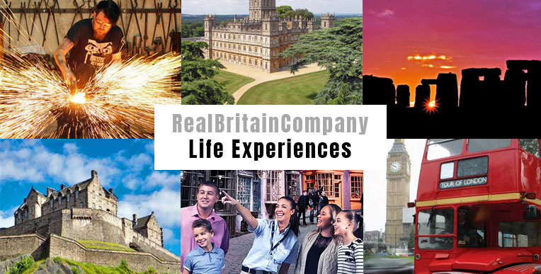 Life Experiences Activities and Tours