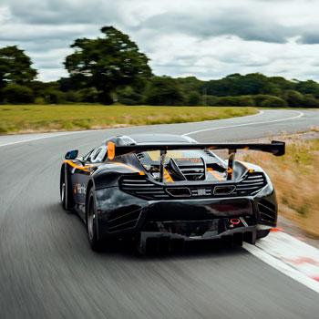 McLaren GT3 Driving Experience
