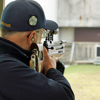 Small-bore Shooting Lessons Bisley