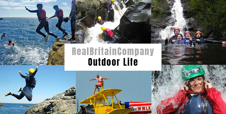 Outdoor Life and Walking Experiences