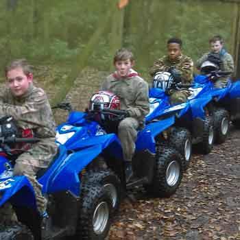 Junior Quads Birmingham