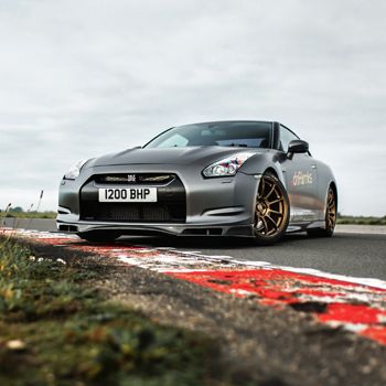 1200HP* Nissan GTR Driving Experience