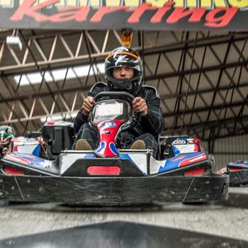 Arrive & Drive Indoor Karting