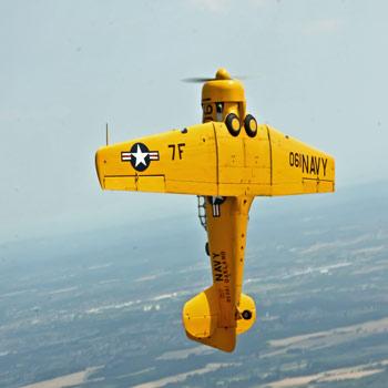 Harvard Warbird Flights Berkshire