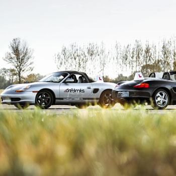 Porsche Under 17 Motorsport Academy Drive & Licence