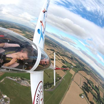 Gliding in Leicestershire