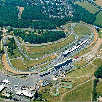 Brands Hatch Drift Training