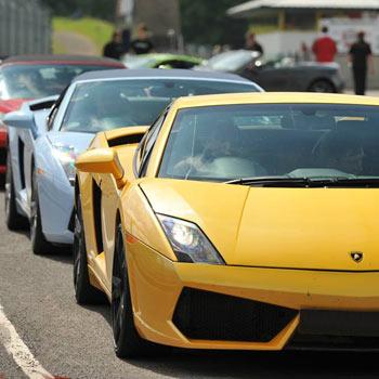 Lamborghini Driving Days