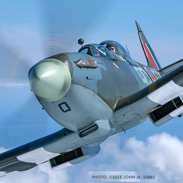 Exclusive Spitfire Day