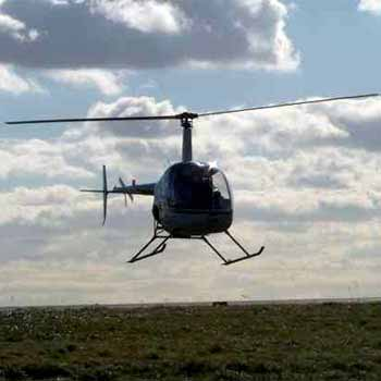 60 Minute Helicopter Lesson