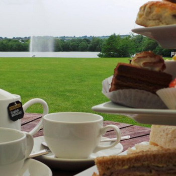 Crowne Plaza Afternoon Tea and Spa Day