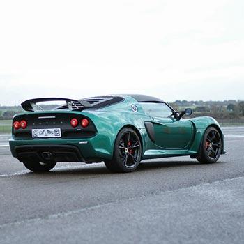 Lotus Exige Drive