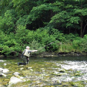 Fly Fishing North Yorkshire