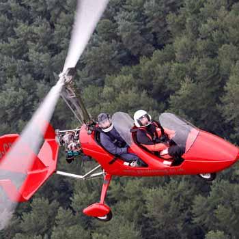 Gyrocopter Flights Kent