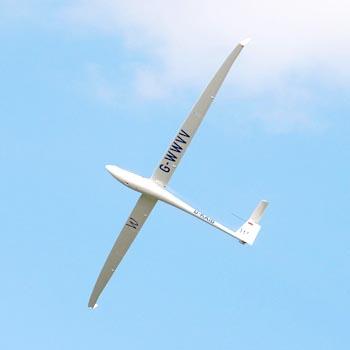 Gliding in Warwickshire