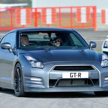 GTR Driving