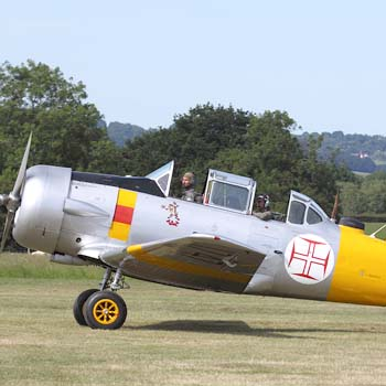 Harvard Trial Lessons North Weald