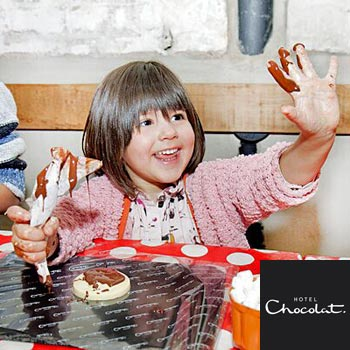 Hotel Chocolat Children's Chocolate Workshop