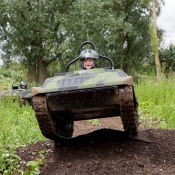 Mini Tanks Hampshire