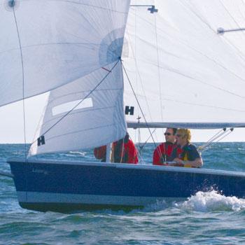 RYA Sailing Course Brighton