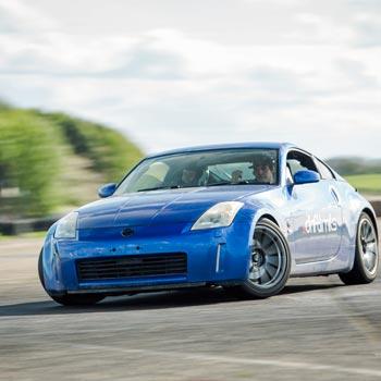 Nissan 350Z Drifting Experience