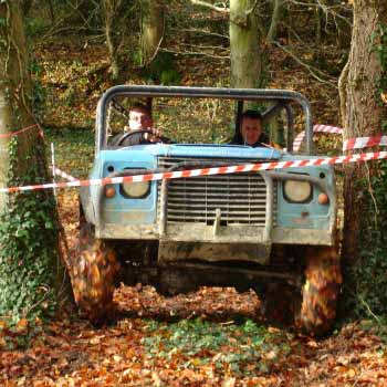 Extreme 4×4 in Somerset