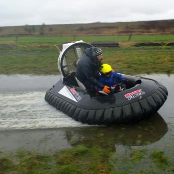 Junior and Adult Hovercraft Racing