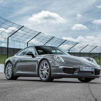Porsche Circuit Blast or Thrill