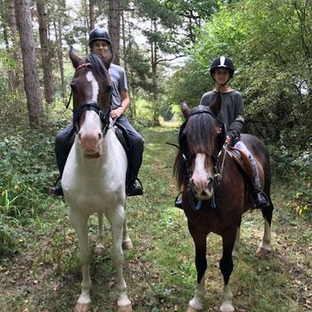 Horse Riding West Sussex