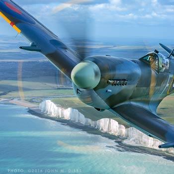 White Cliffs Spitfire Flights