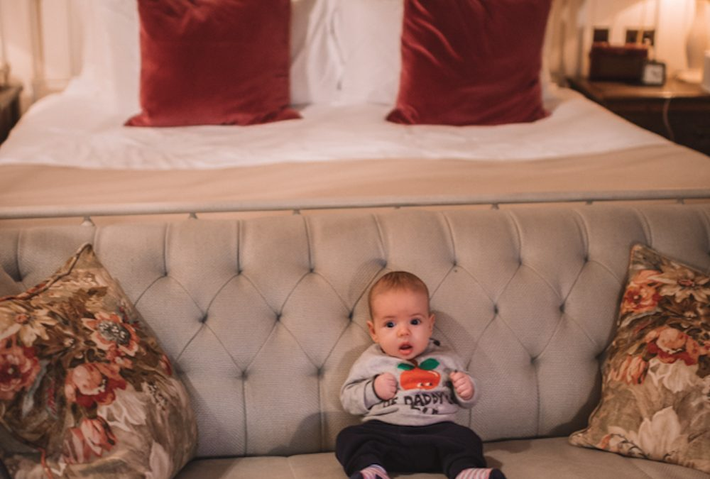 Staying at Soho Farmhouse with A Baby