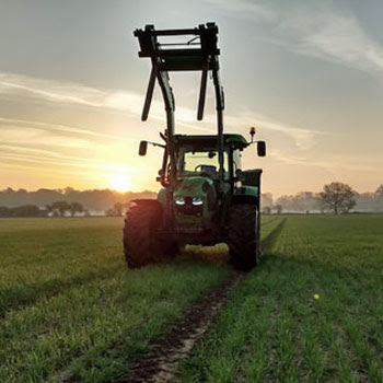 Tractor Driving Nottinghamshire