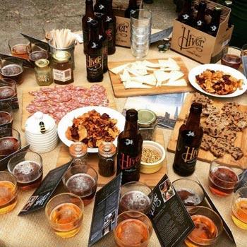 Honey Beer Tasting & Food Matching
